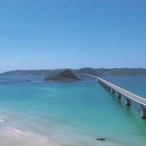 角島大橋(お車で約40分)