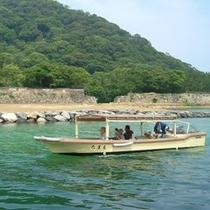 萩八景遊覧船(お車で約30分)