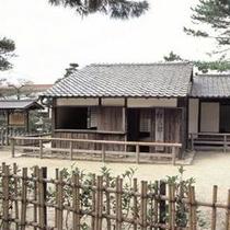 萩・松下村塾(お車で約30分)