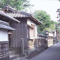 萩城下町・江戸屋横丁(お車で約30分)