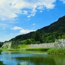 萩城跡(お車で約30分)