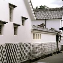 萩城下町・菊屋横丁(お車で約30分)