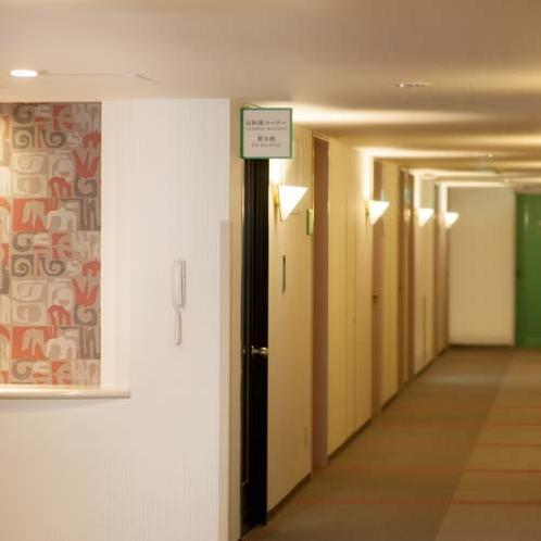 【各階】廊下イメージ