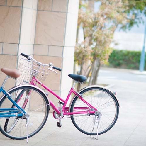 【貸出用】自転車