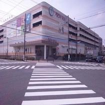 【イオンモール東浦】ホテルから車で10分。映画館もある大型ショッピングモールです。