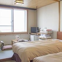 *【快眠ルーム】部屋一例
