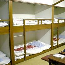 国民宿舎(二段ベッド)