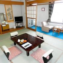 国民宿舎◆和室(バス・トイレなし)人数に合わせたお部屋をご用意させていただきます。
