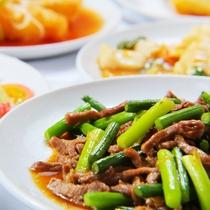 本場中国で修行を重ねたシェフの中国料理をお召上がり下さい