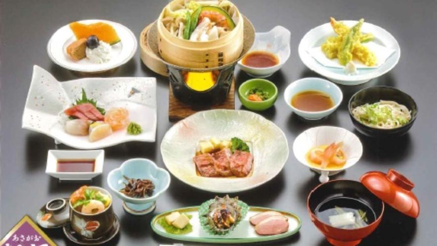 *【夕食】和食会席料理