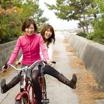 自転車でお散歩2