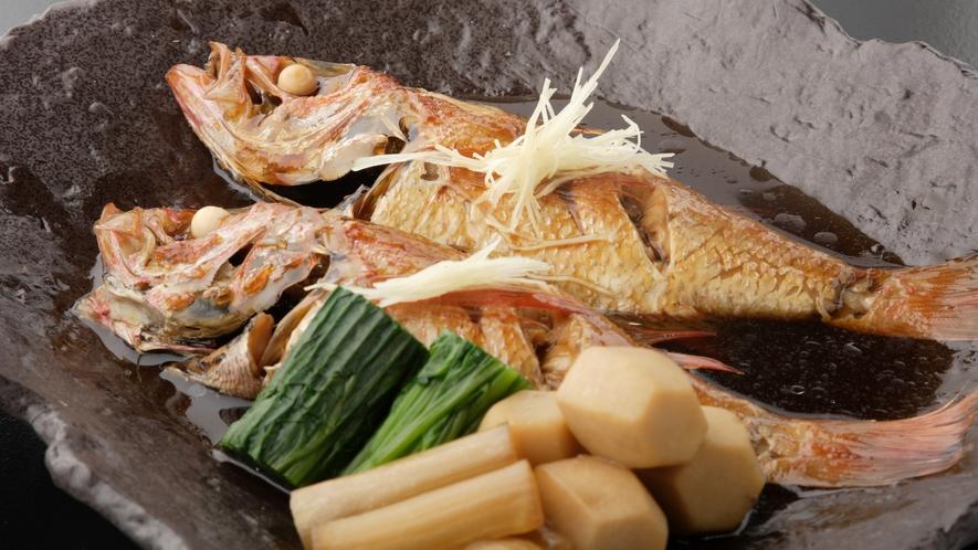 極み会席 煮魚