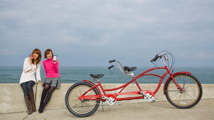 貸出自転車(有料)
