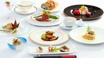 *【西洋懐石】若狭の旬食材をふんだんに使用。お箸で食す洋食コース