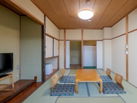【禁煙】和室1〜4名様(江戸間8畳) (1-4)