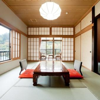 新館和室8畳【個室食】