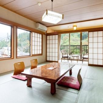 新館和室10畳【会場食】