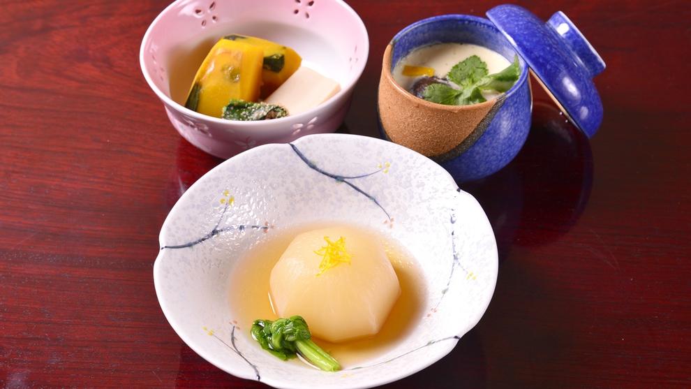*煮物(お夕食一例)