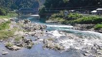 *涼やかな清流長良川