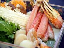 【冬期限定】特選カニ鍋
