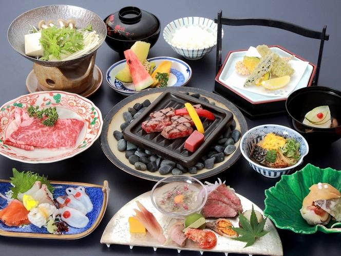 近江牛会席料理
