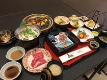 冬の特別会席料理