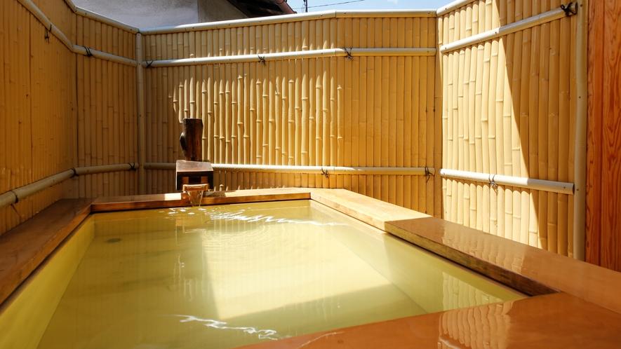 【貸切風呂】天橋立温泉である半露天風呂は貸切でお楽しみください♪