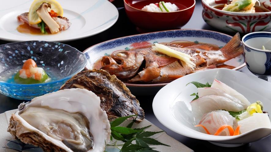 【夏限定】海のミルクと称されるミネラル豊富な岩牡蠣を味わう!