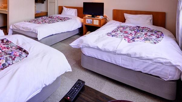 洋室3ベッド