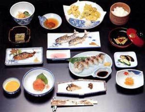 【秋冬旅セール】♪初めてあまごの料理に挑戦の方にお薦め!新鮮あまご料理を満喫♪