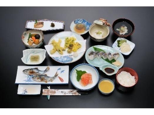 【秋冬旅セール】あまご料理はもちろん!!お刺身をたぁくさん食べたい方大集合