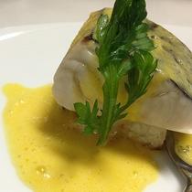 *[Dinner/魚料理一例]三陸産の旬の魚貝類を厳選!