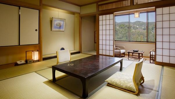 【佳松閣】(新館/鉄筋)和室12.5畳
