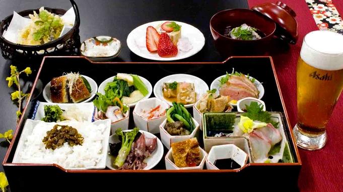 【1室2名・1日5組 限定食】夕食はお部屋(竹寿閣)で「おこもり へるん」プラン≪4月〜9月≫