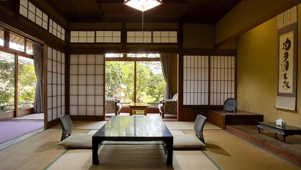 【幽泉亭・紅梅閣】(伝統木造建築)和室10畳