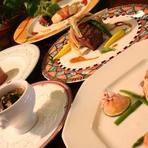 ◆洋食夕食一例