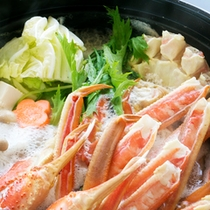 ■カニ鍋■