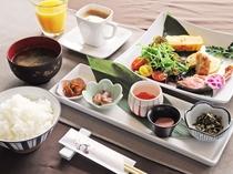 【朝食】一日の始まりは朝食から♪