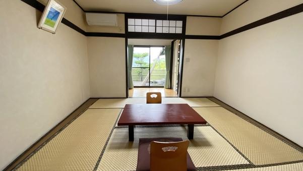 【本館】和室8畳 露天風呂付き客室