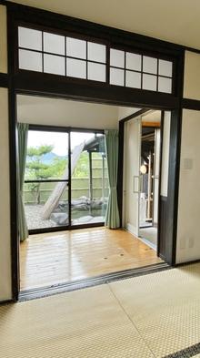 年末年始プラン【本館】露天風呂付き客室