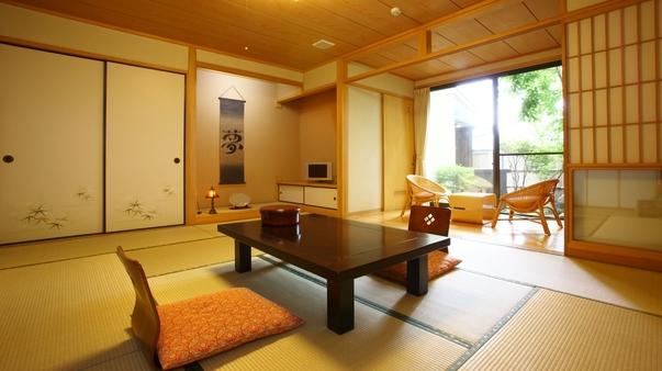 【阿蘇五岳館】和室10畳 こだわりの露天風呂付き特別室