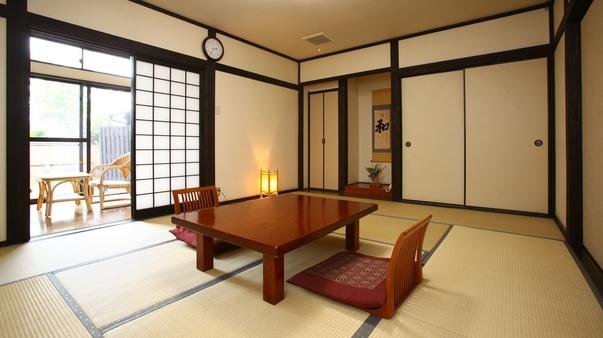 【別館】8畳〜10畳 露天風呂付き客室