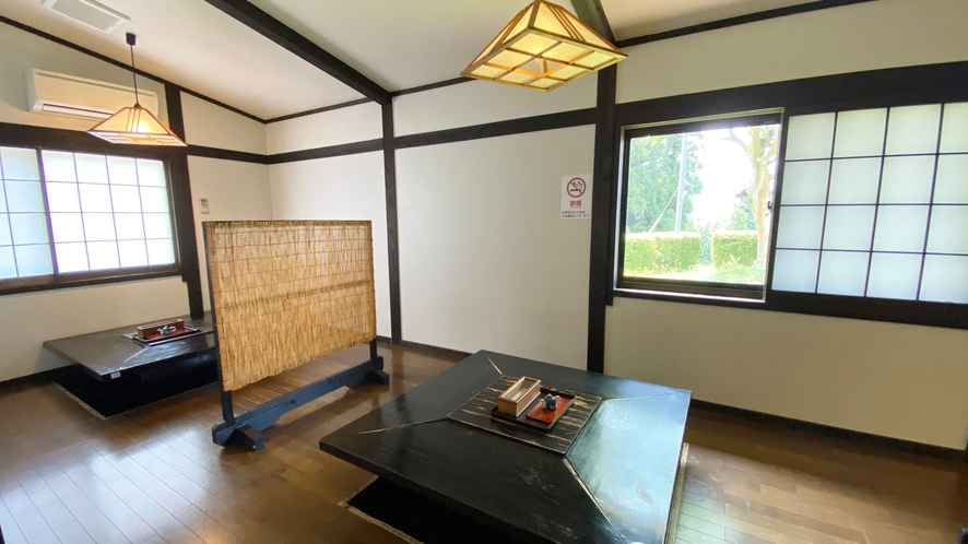 お食事処竹の倉:南側席
