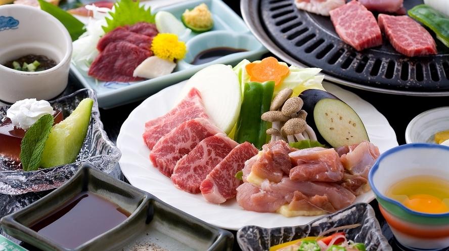 ★焼肉コース/一例