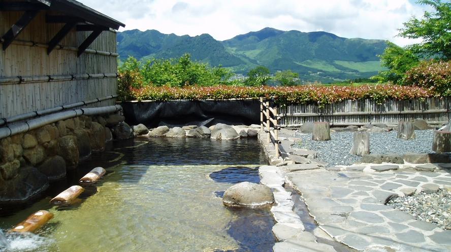 ★大浴場露天風呂★