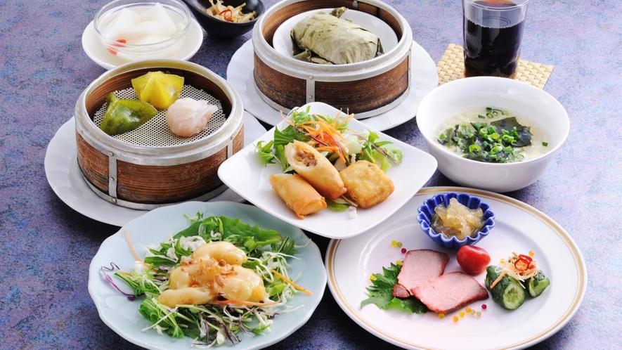 【飲茶セット】Lunch