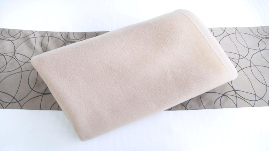 【毛布】貸出備品