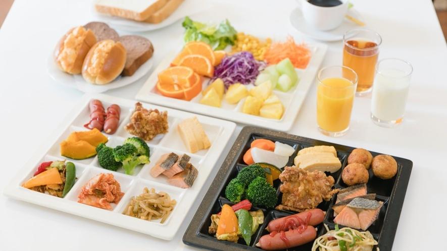 【朝食バイキング】Breakfast
