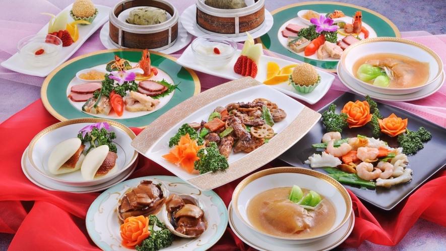 【フカヒレコース】Dinner