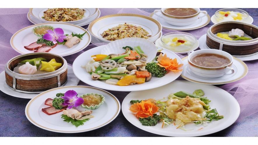 【レディースコース女性限定♪】Dinner
